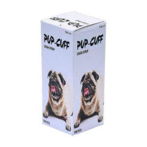 Pup-Cuff Cough Syrup