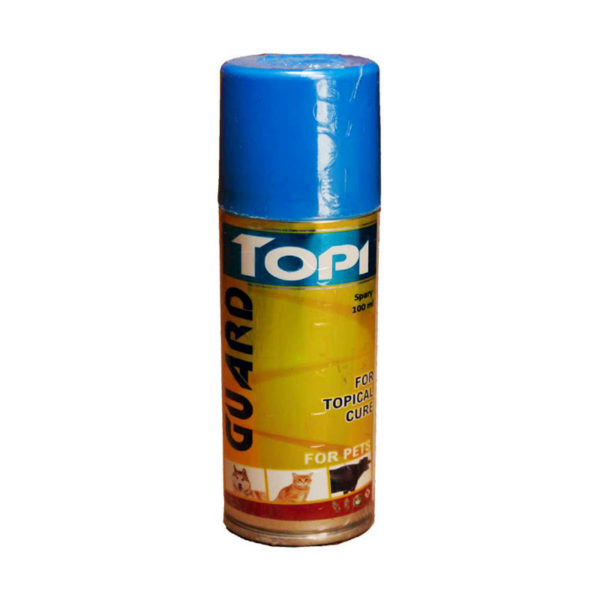 Topi Guard for Topical Cure