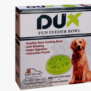DUX Fun Feeder Bowl for Dogs